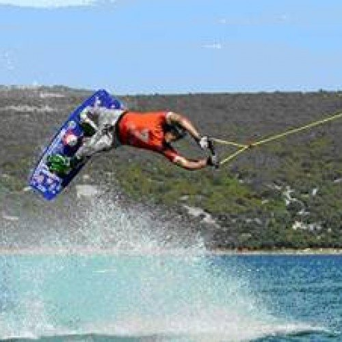 WakeBoard Lessons in Kazichene Water Sports Center